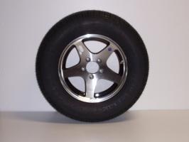 ST205/75R15 5LUG Aluminum Rim