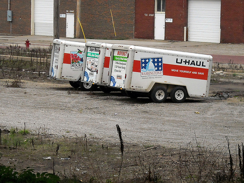 How To Stay Safe When Hiring A U-Haul Trailer | Yucaipa Trailers